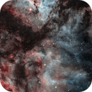 Heart of the Carina Nebula,                                Scotty Bishop