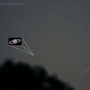 Occultazione di Saturno 25.10.14 - Saturn Occultation 25.10.14  ( Strumentazione Osservatorio Astronomico di San Benedetto Po),                                Beppe Scotti