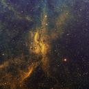 Propeller Nebula - DWB 111, Semeis 57,                                Ron