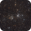 Ngc 869/884 Double Cluster,                                Carlo Rocchi