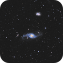 NGC 3718 & 3729 - LRGB,                                Zheng Fu