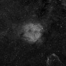 IC1396 H-alpha, Wide Field, First Light, Pentax Takumar 6x7 90mm,                                Eric Coles (coles44)