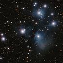 Pleiades (M45),                                raulgh
