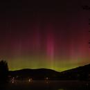 Aurora borealis over Canada September 12th,                                AstroGG