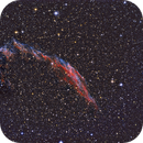 Nebulosa Velo - NGC6992,                                Luxor