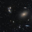 M86; M84, NGC4422, NGC4387 and many other,                                Giosi Amante