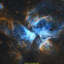 Eta Carinae  with Stars,                                jprejean
