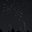 Leonid Meteor Shower,                                tonyhallas