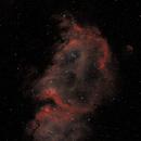 IC1848 (Soul Nebula),                                Alain POYVRE