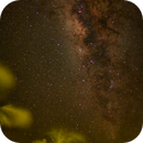 Milky Way over Hapuna Beach,                                Tom Robbe