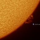 Solar Prominence - 11/15/2019,                                Damien Cannane