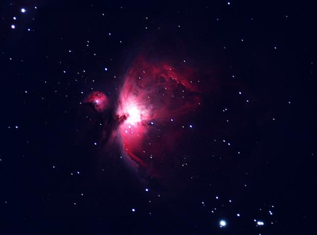 Orion Nebula M42,                                Luk