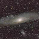Andromeda Galaxy,                                Tony Perrello