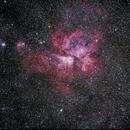 Carina Nebula,                                TheoP