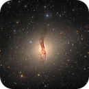 Centaurus A,                                Rick Stevenson