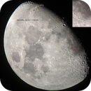 Lunar Straight Wall (Rupes Recta),                                Rashi