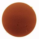 Sun - Ha - 10:45UT - 9 August 2020 - AR12770,                                Roberto Botero