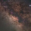Milky way dots,                                Obi-Wan Kenewbie