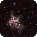 Wizard Nebula,                                George Simon