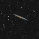 NGC5907 - The Splinter Galaxy,                                Jason Guenzel