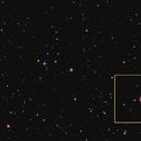 Humason 1-1: A small bright planetary nebula,                                lowenthalm