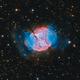 M27 - Dumbbell Nebula,                                Chuck's Astrophot...