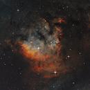 NGC 7822 in SHO,                                Roland Schliessus