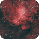 IC 4628 - Prawn Nebula in HOO,                                Ayrton Lopes