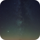 Milky Way with Jupiter and Saturn.,                                Rafał