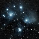 M45 - The Pleiades,                                François Guiot