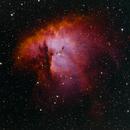 Pacman Nebula - NGC 281,                                Brian Peck