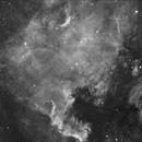 North America NGC 7000,                                Mehdi Abed