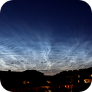 NLC over Stockholm,                                Andreas Nilsson