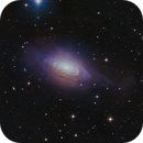 NGC 3521,                                Brian Peterson