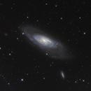 M106 LHaRGB,                                John D (jaddbd)