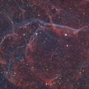 Vela Supernova Remnant,                                coolhandjo