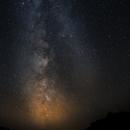 Milky-way entre Gurat et Ronsenac,                                Camille COLOMB