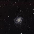 Galaxia M101,                                Ernesto Arredondo