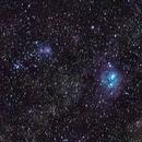 Centre de la Voie Lactée - Center of Milky Way,                                Harold Freckhaus