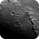 The 8 Days old Moon,                                astropical