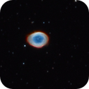 M57 - LRGB,                                Uwe Deutermann