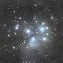 M45 LRGB,                                Philipp Weller
