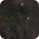 Dark Nebulae And Star Field In Serpens Caput Near HD172013,                                mikefulb