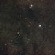 Dark Nebulae And Star Field In Serpens Caput Near HD172013,                                mikefulb
