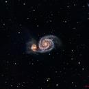 M51 - Whirlpool Galaxy,                                gmvtex