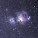 M42 - The Orion Nebula,                                Thomas Kirkpatrick