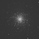 Messier 13 - Great globular cluster in Hercules,                                Gus Tepper