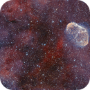 NGC688 and Soap Bubble,                                Yves