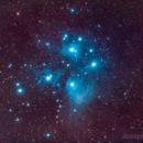 Messier 45,                                Joe Beyer
