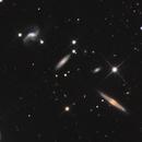 NGC4000 and its neighbours,                                Albert van Duin